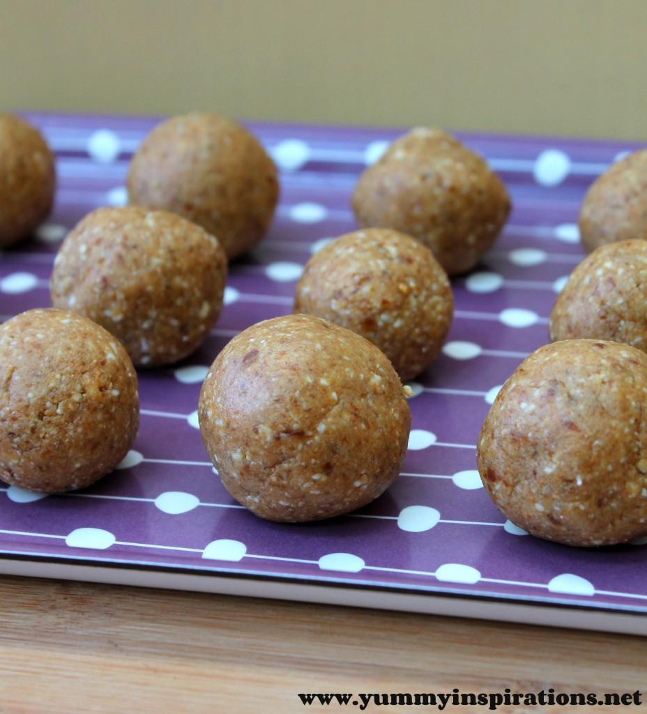 Cashew Butter Balls Recipe Easy Raw Vegan Amp Paleo Energy