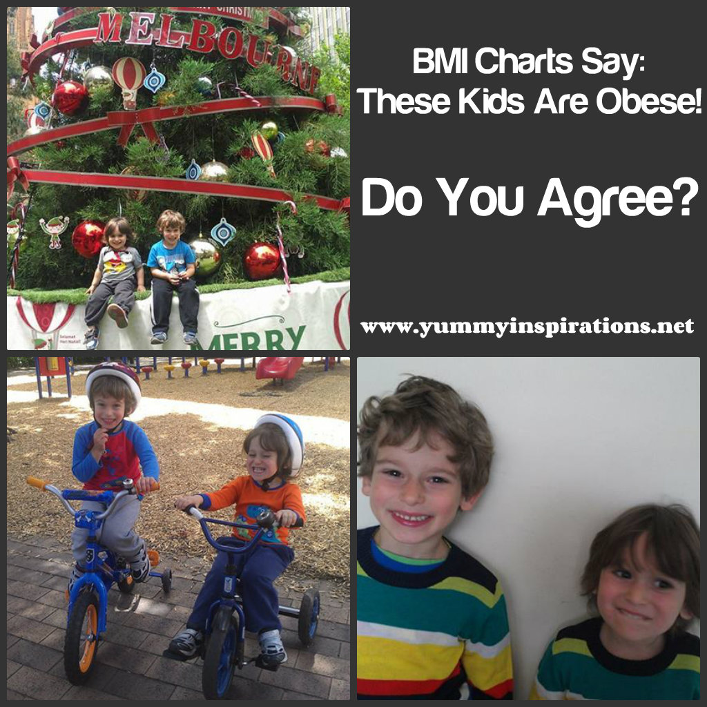 BMI Charts Say My Children Are Obese And Why I'm Angry!