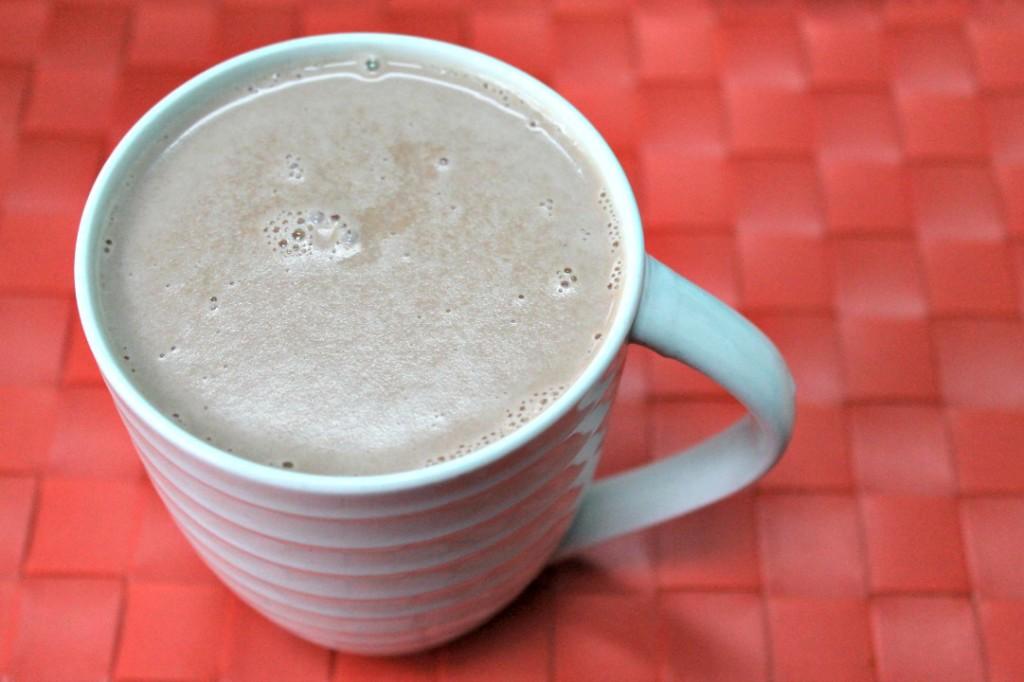 Keto Hot Chocolate in a mug