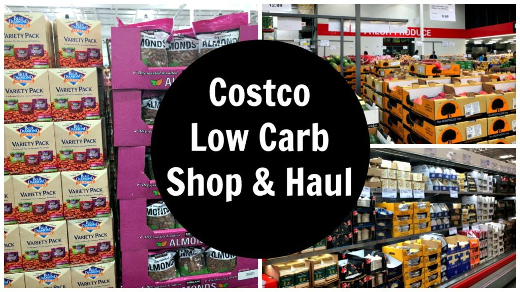 Costco Low Carb Shopping List