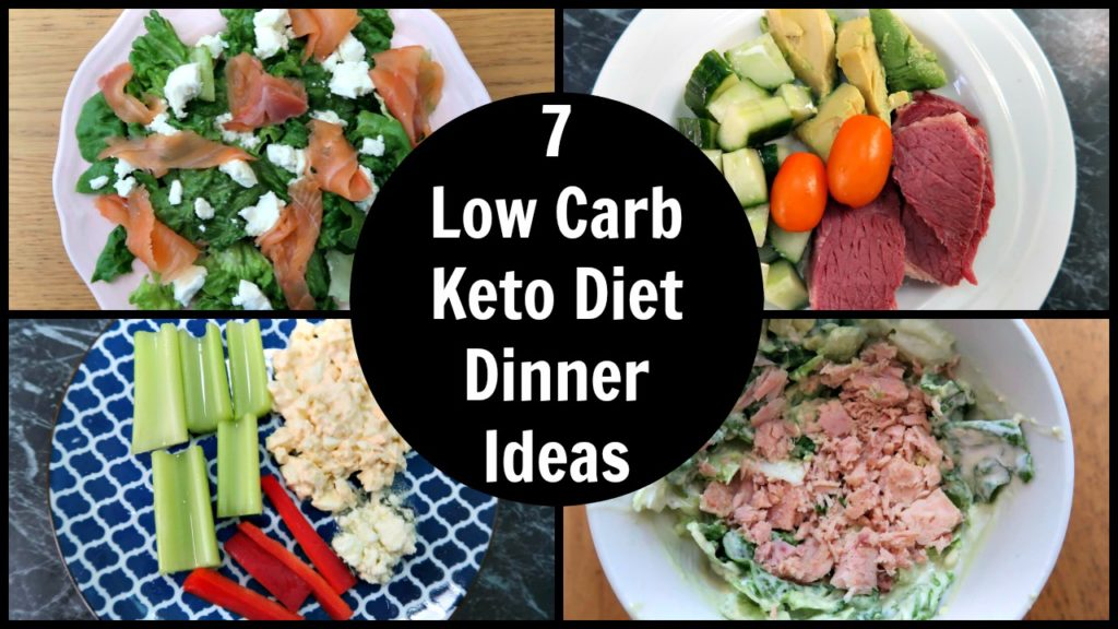 7 Keto Diet Low Carb Summer Dinner Recipes & Ideas