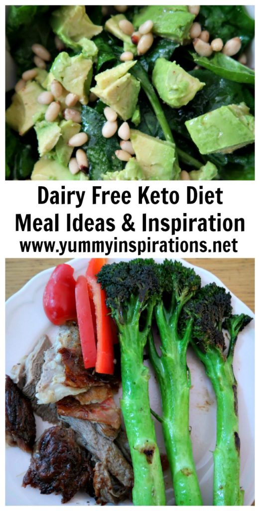 Dairy Free Keto Diet – Meal Ideas & Inspiration