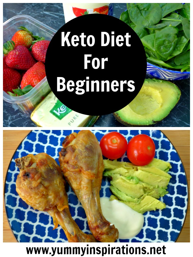 Keto Diet For Beginners - The Quick Start To Keto Guide