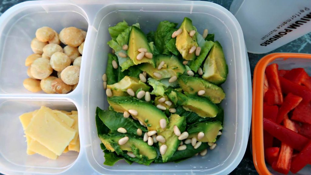 Keto Packed Lunch Ideas - low carb, ketogenic diet ...