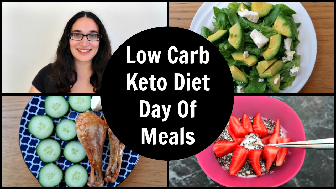 Keto Diet Typical Day