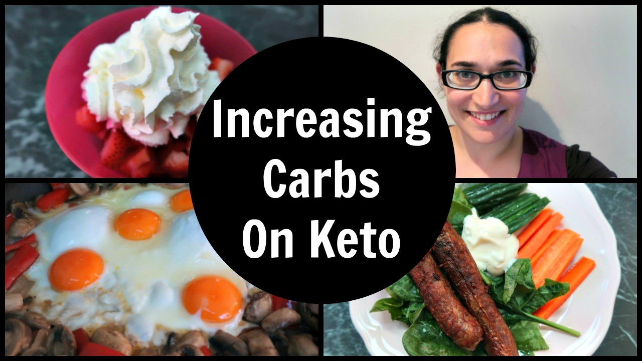 My experience of losing weight while increasing carbs on keto my experience of losing weight while increasing carbs on keto my thoughts and video of ccuart Images