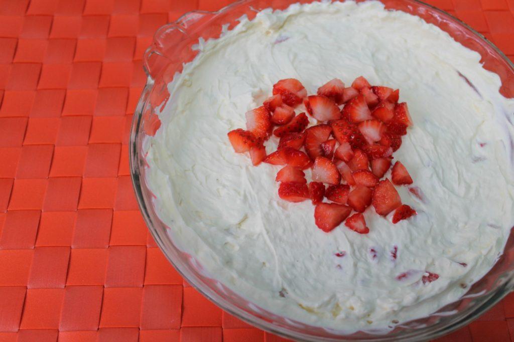 Keto Strawberry Cheesecake Mousse Recipe