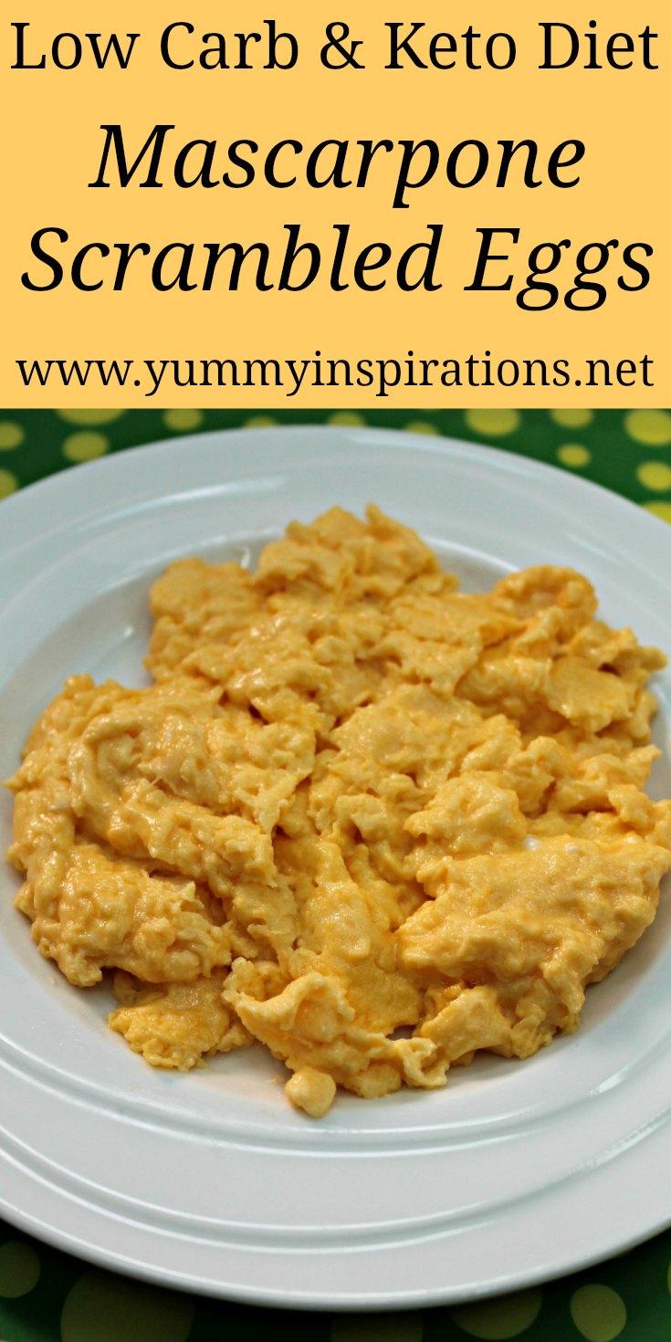 Keto Mascarpone Cheese Recipes