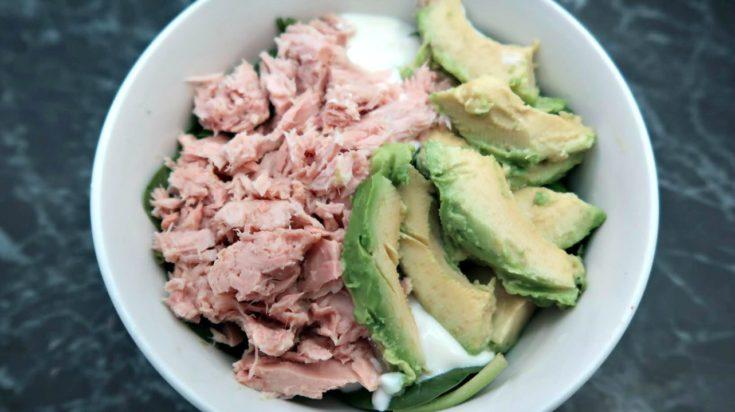 Low Carb Tuna Salad Recipe