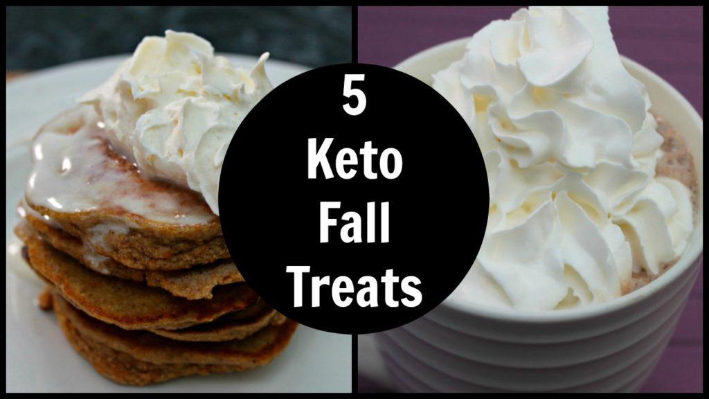 5 Keto Fall Treats