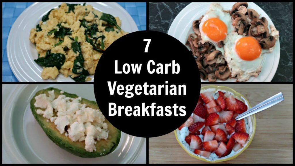 7 Keto Vegetarian Breakfast Recipes