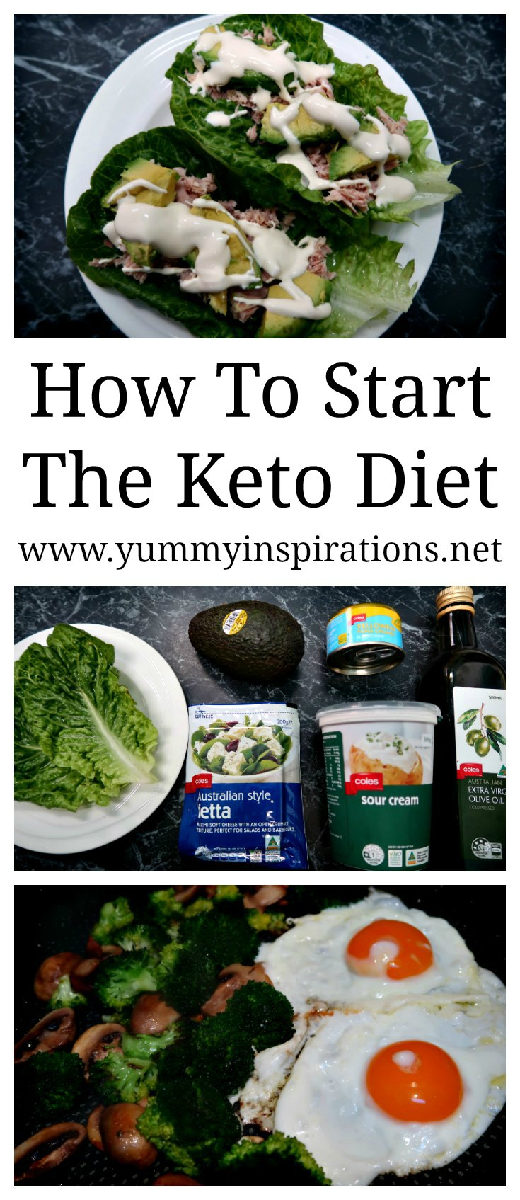 How To Start The Keto Diet - Tips to help you get started and lose weight