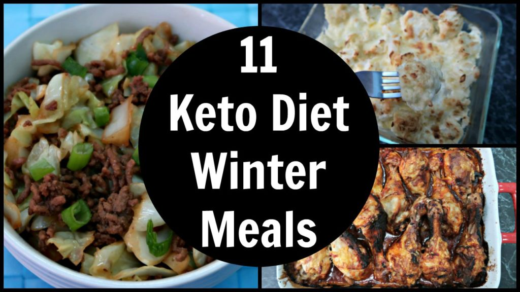 11 Keto Winter Recipes