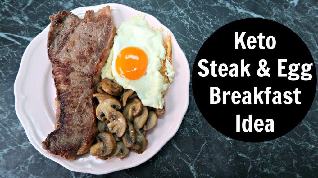 Steak and Eggs Breakfast