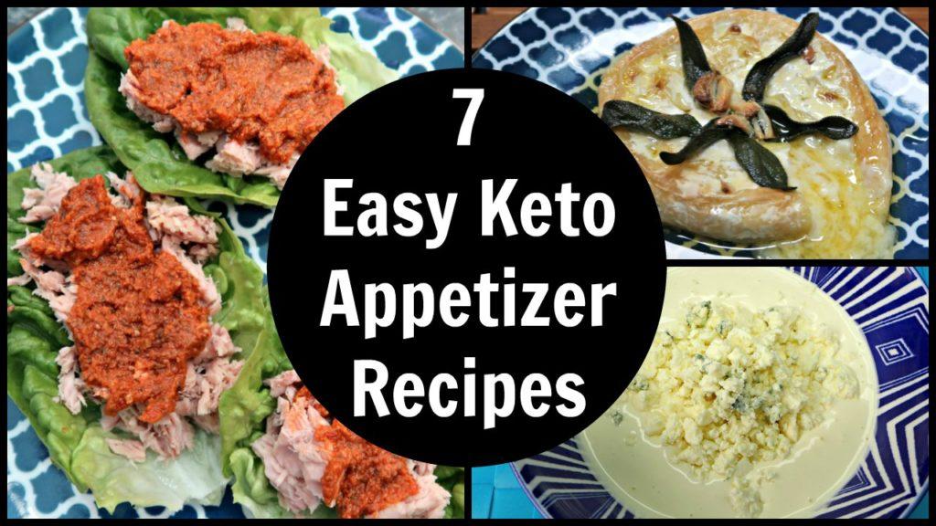 7 Easy Keto Appetizers