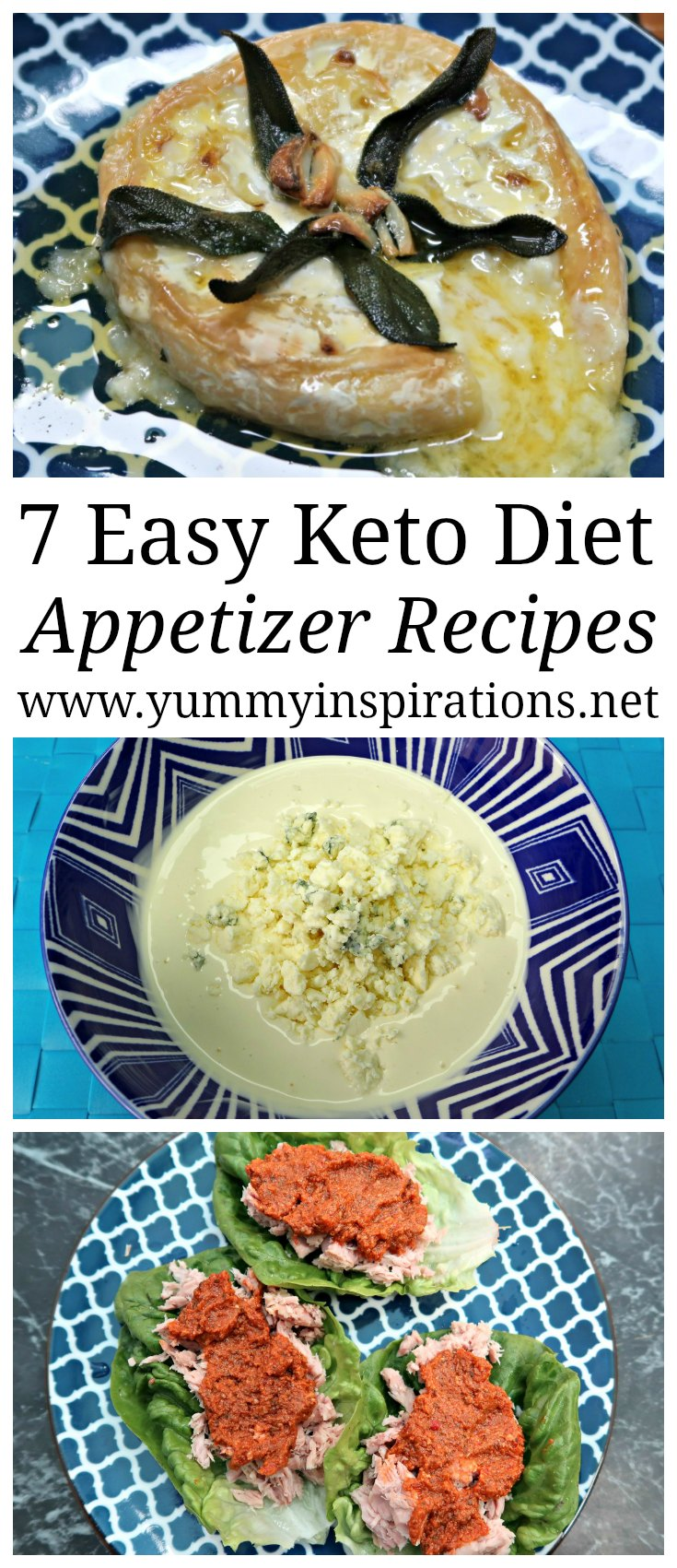7 Easy Keto Appetizers Recipes - Simple Low Carb Ketogenic Diet Appetizer finger food ideas for game day, parties, Thanksgiving, Christmas and other holidays. Including stuffed mushrooms, cold vegetarian ideas and more grain and gluten free ideas!
