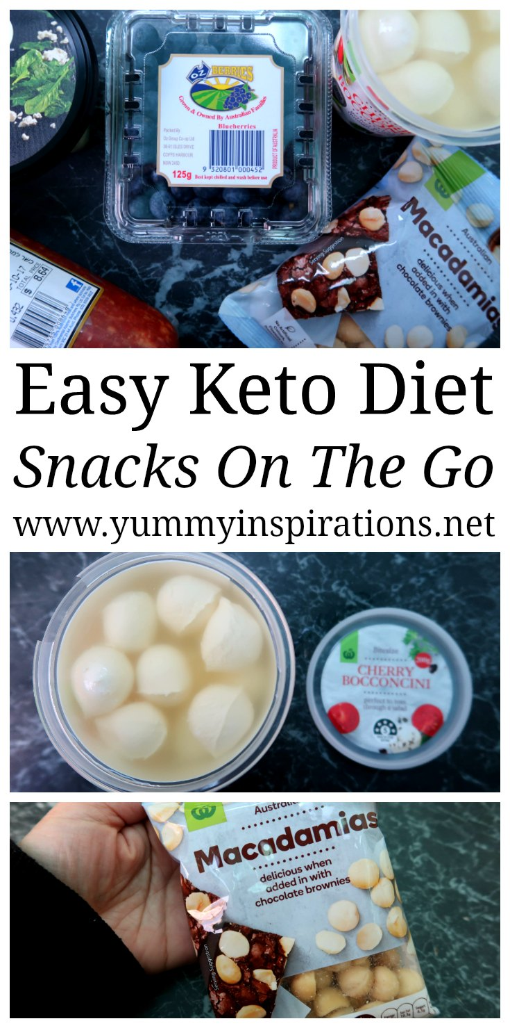 Easy Keto Snacks For On The Go Low Carb Snack Foods