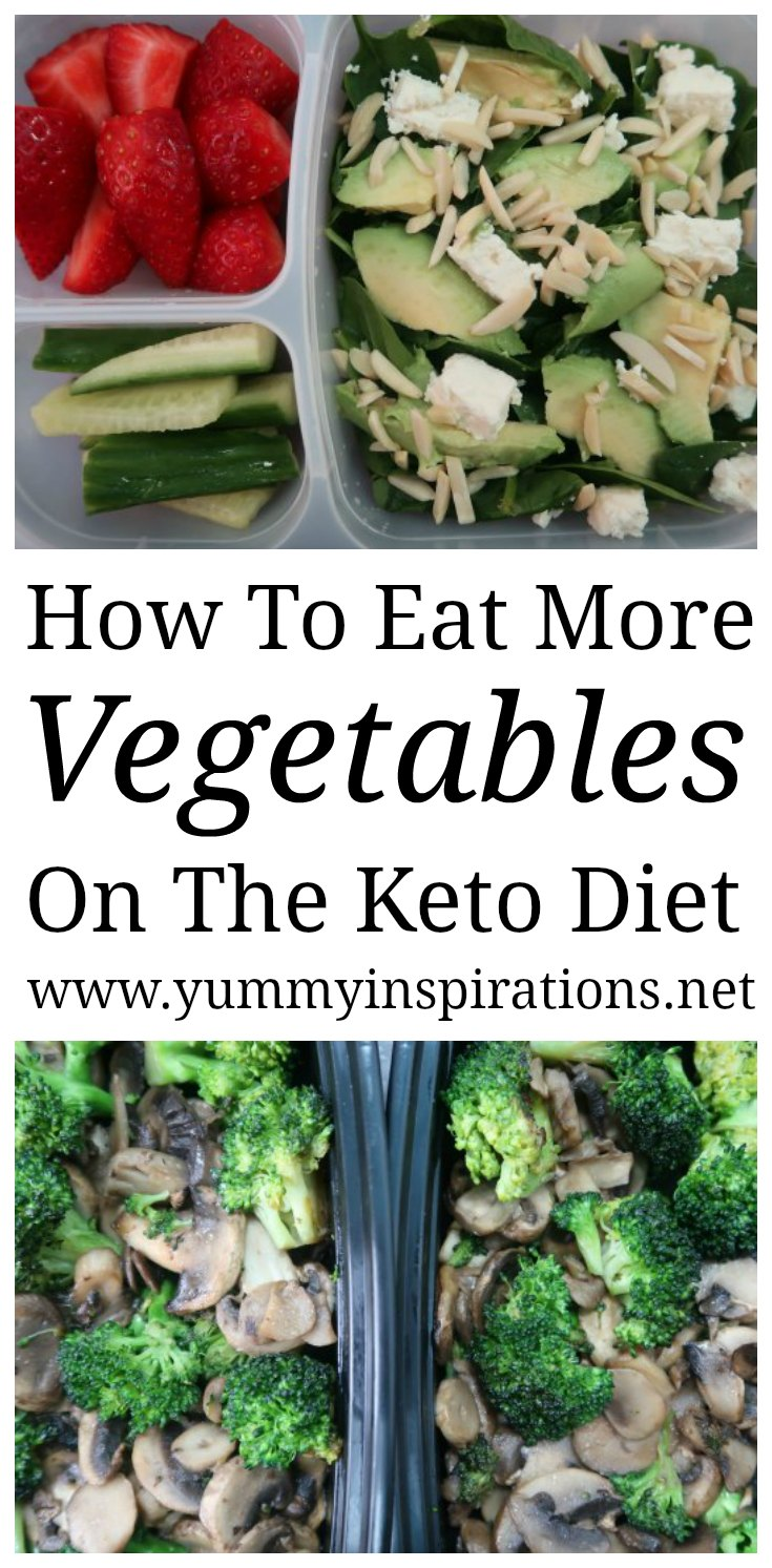 How To Eat More Vegetables On Keto Including A Low Carb Keto