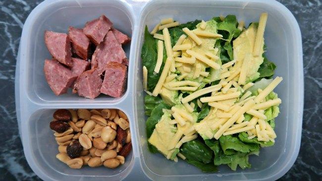 Keto Lunch Box