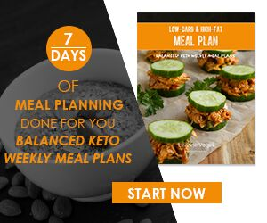 Balanced Keto Meal Plans
