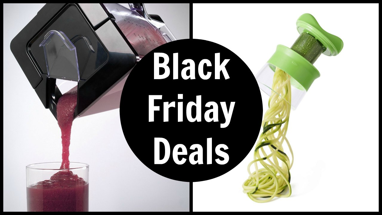 Black Friday Deals on Kitchen Tools