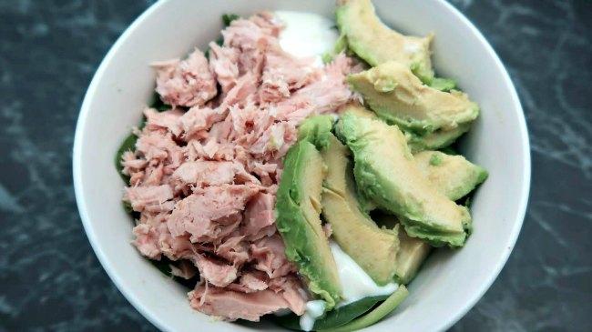 Low Carb Tuna Salad - Easy Keto Lunch Idea