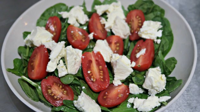 Low Carb Keto Diet Salad