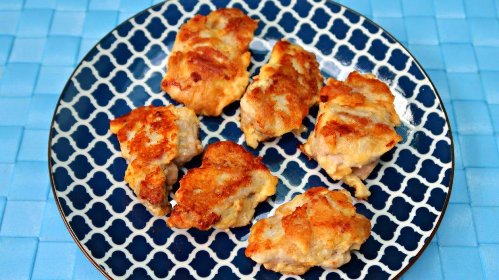 Parmesan-Chicken-Nuggets
