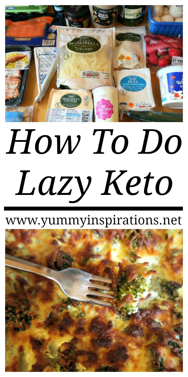 – What is it? Cooking Lazy Low Carb Meals and my plan explained for how I get results without tracking macros or following a strict Ketogenic Diet.