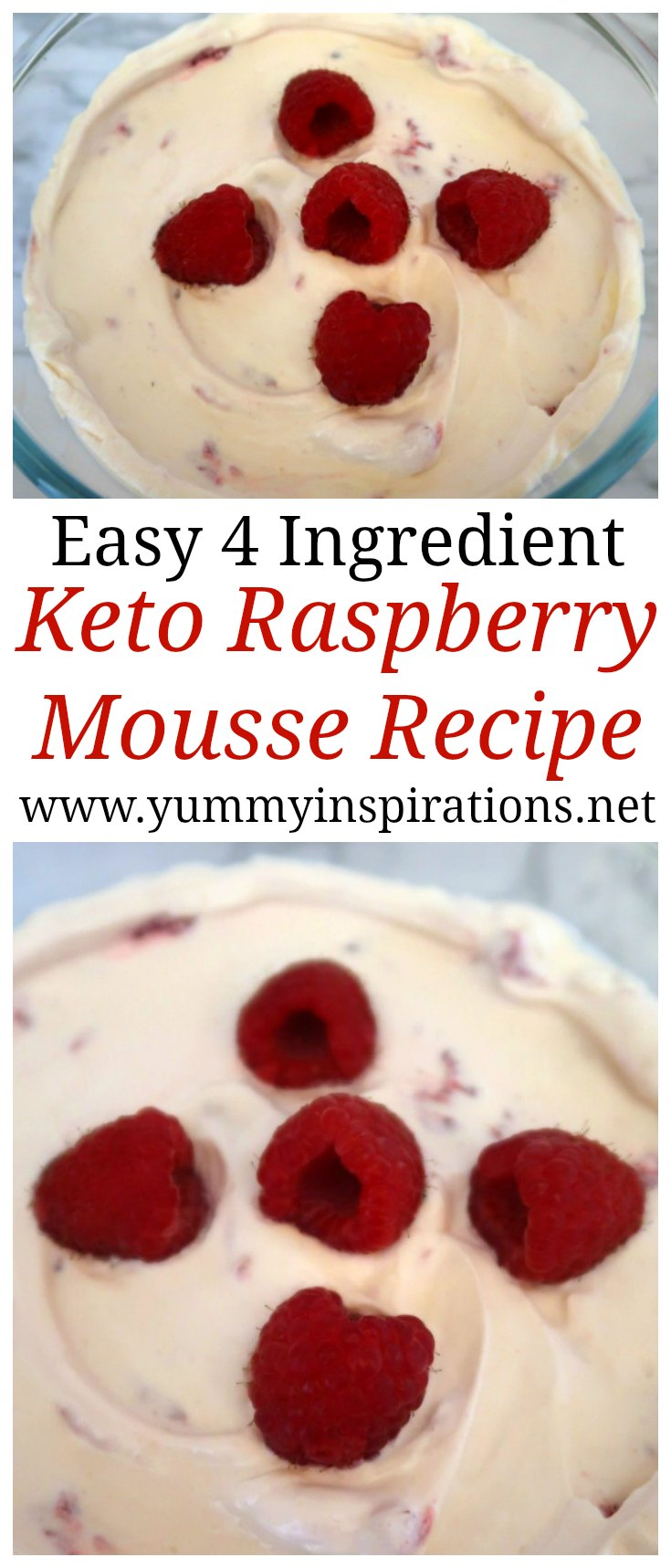 keto raspberry mousse recipe easy low carb dessert recipes. Black Bedroom Furniture Sets. Home Design Ideas