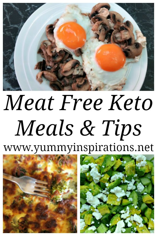 Meat Free Keto Diet Low Carb Vegetarian Tips And Meal Plan Ideas