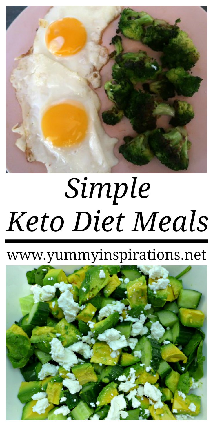 Simple Keto Meals Easy Low Carb Ketogenic Diet Recipes