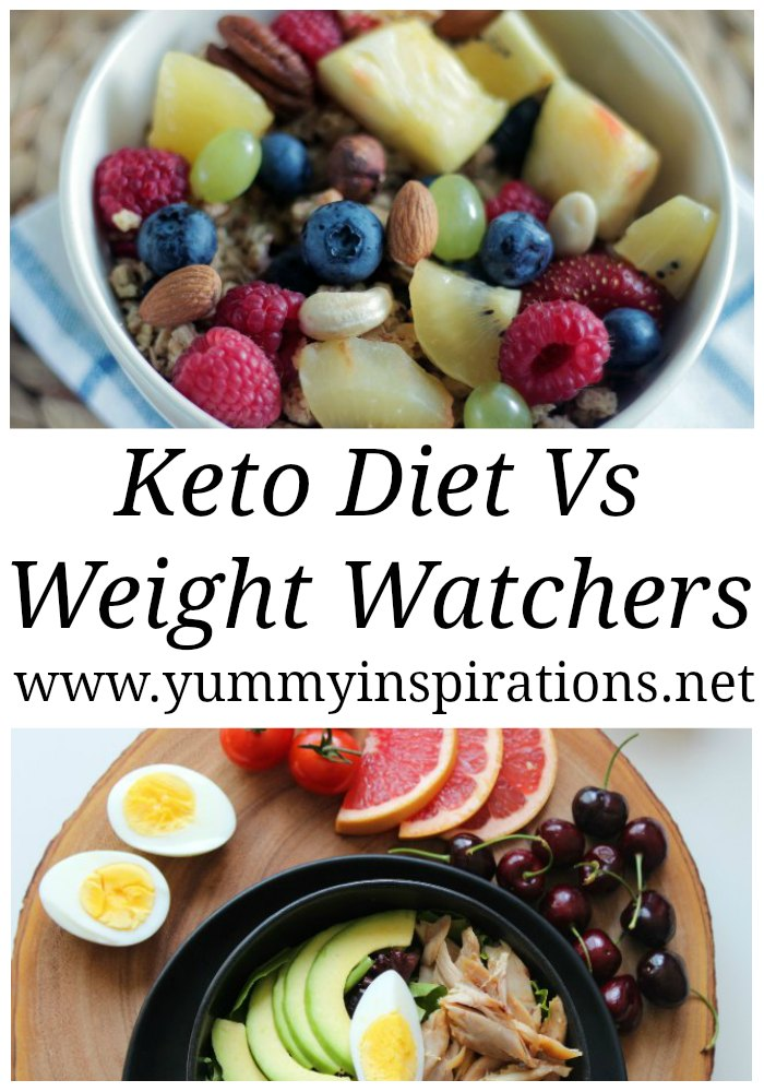 weight watchers vs. keto diet