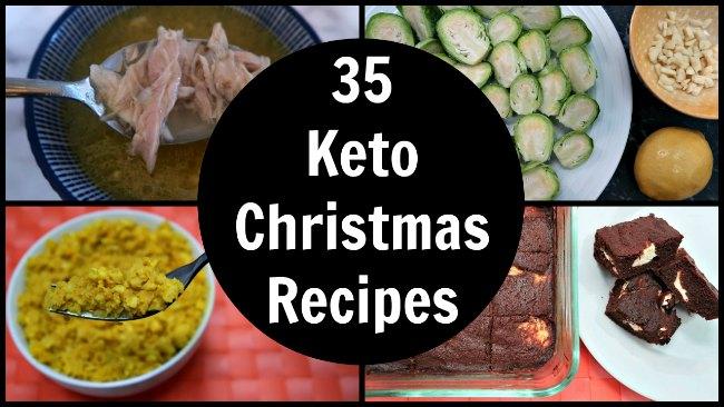 35 Keto Christmas Recipes