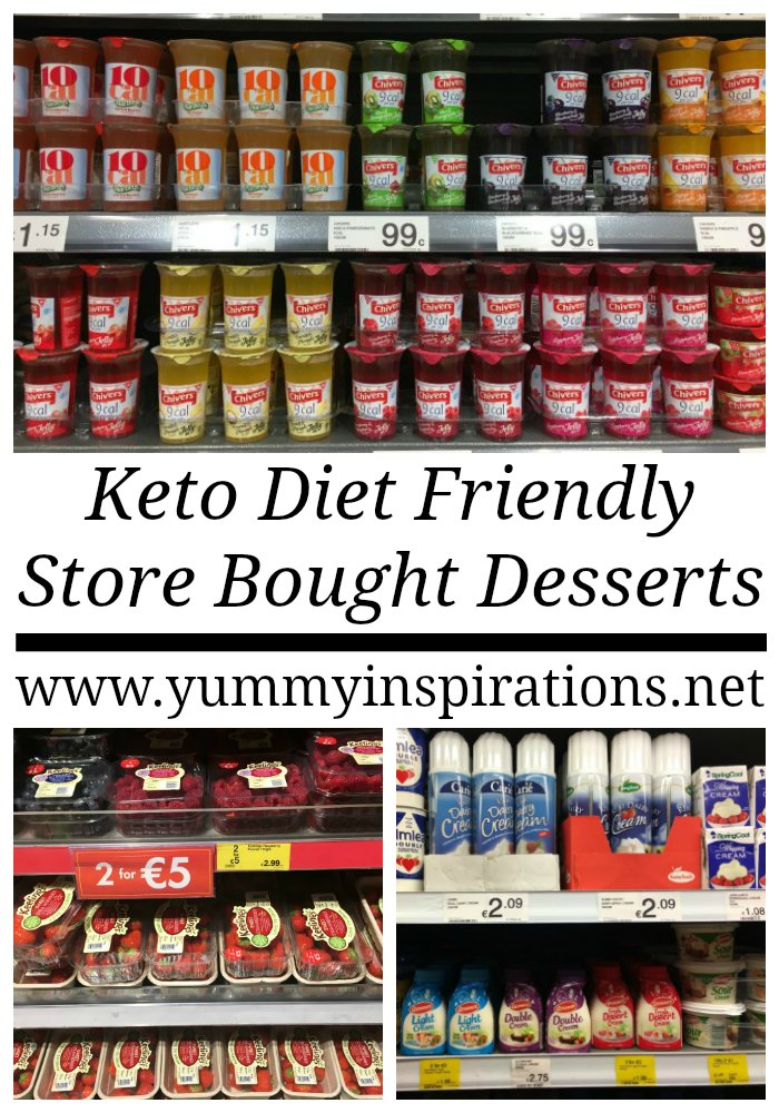 Keto Desserts To Buy Low Carb Amp Ketogenic Diet Store