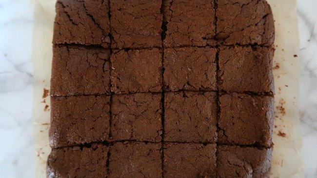 Flourless Keto Brownies Recipe