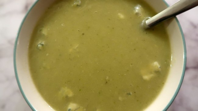 Easy Brussel Sprout Soup Recipe
