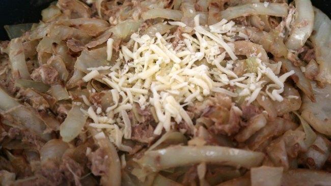 Keto Dinner Idea - Tuna Noodle Casserole