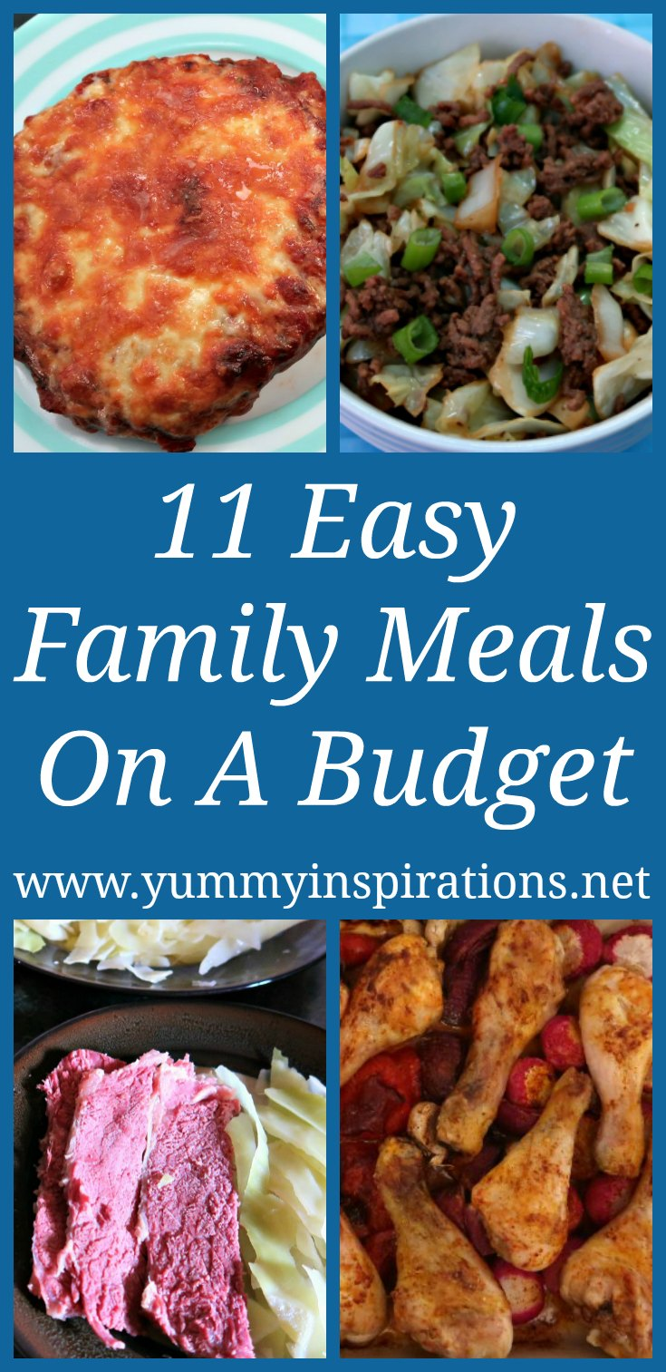 11 family meals on a budget easy low carb dinner ideas. Black Bedroom Furniture Sets. Home Design Ideas