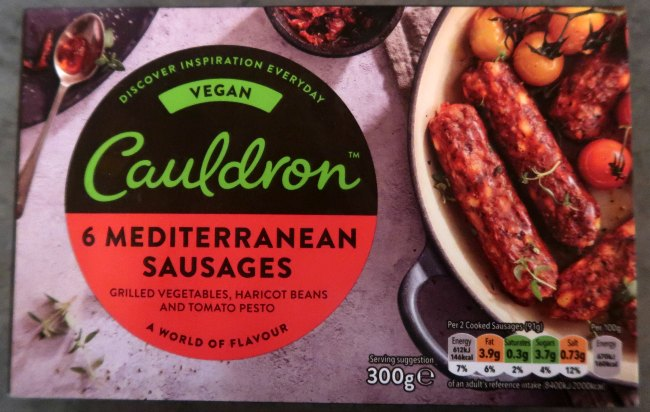 Vegetarian sausages and meat alternatives for your grocery list