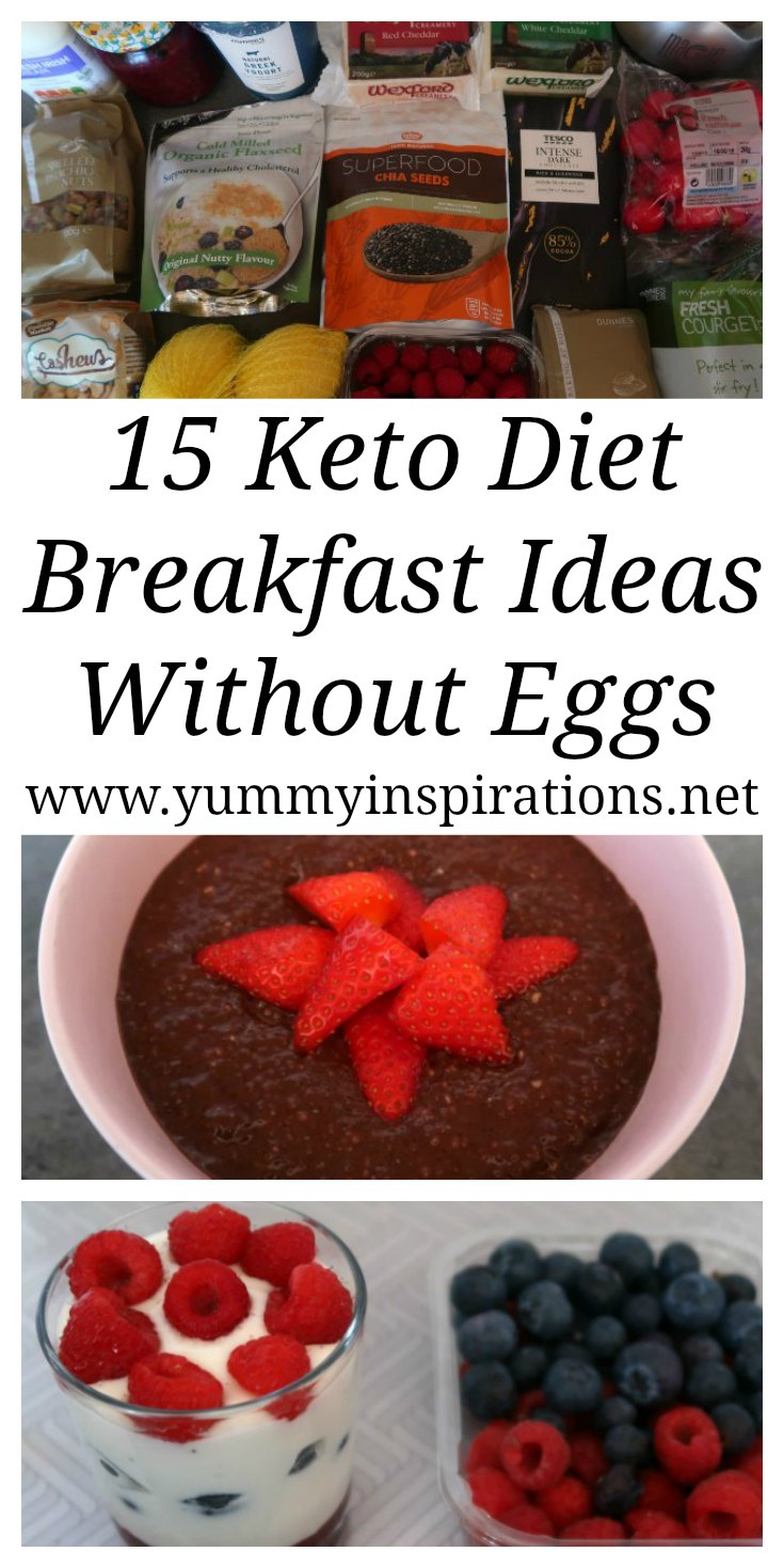 15 Keto Breakfast Without Eggs Ideas Easy No Eggs Low