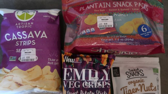 Snacks for AIP Diet