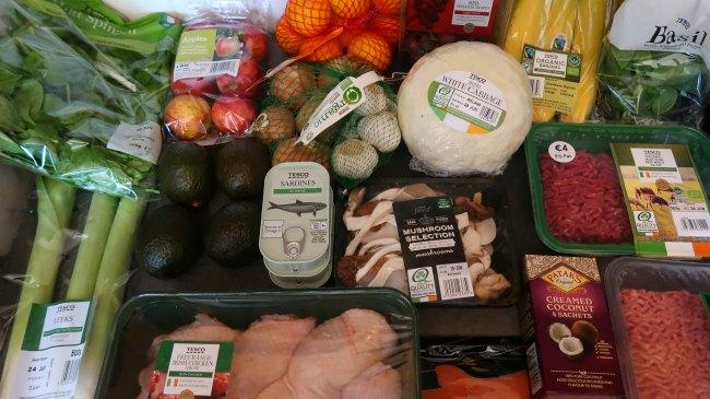 Autoimmune Protocol Diet - Elimination Phase Foods