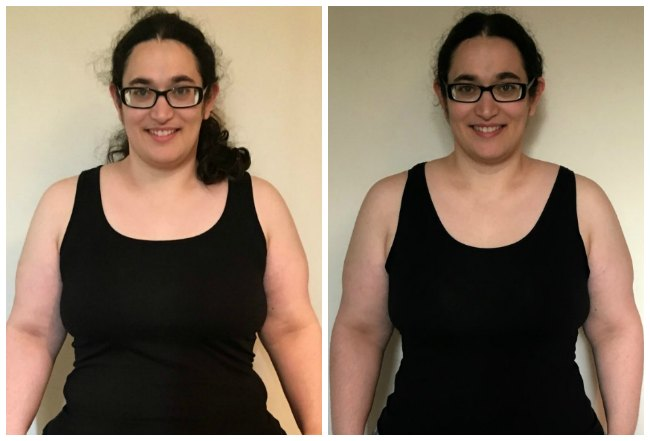 2 Months AIP Diet Before and After Success Picture