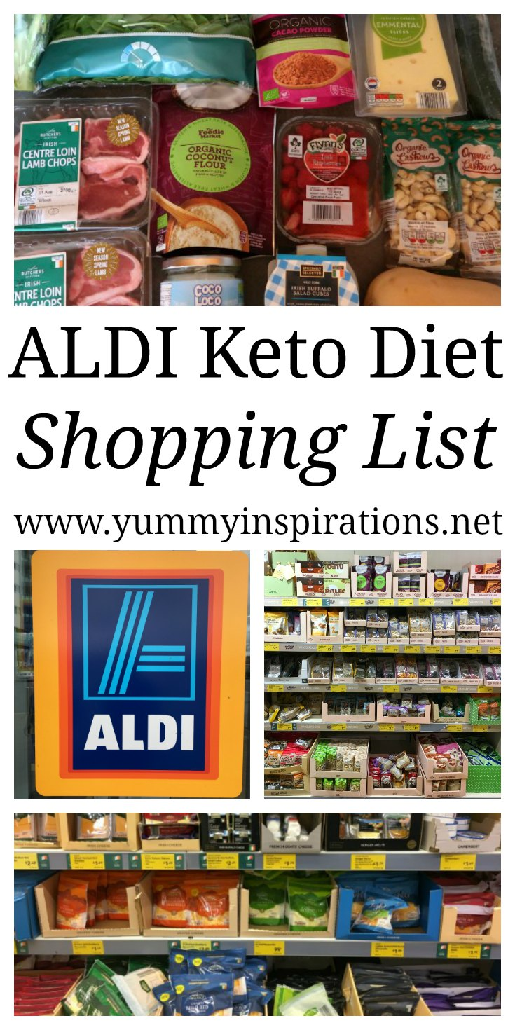 ALDI Keto List - Must Have Foods - Essential Low Carb ...