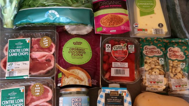 Keto Must Haves at ALDI