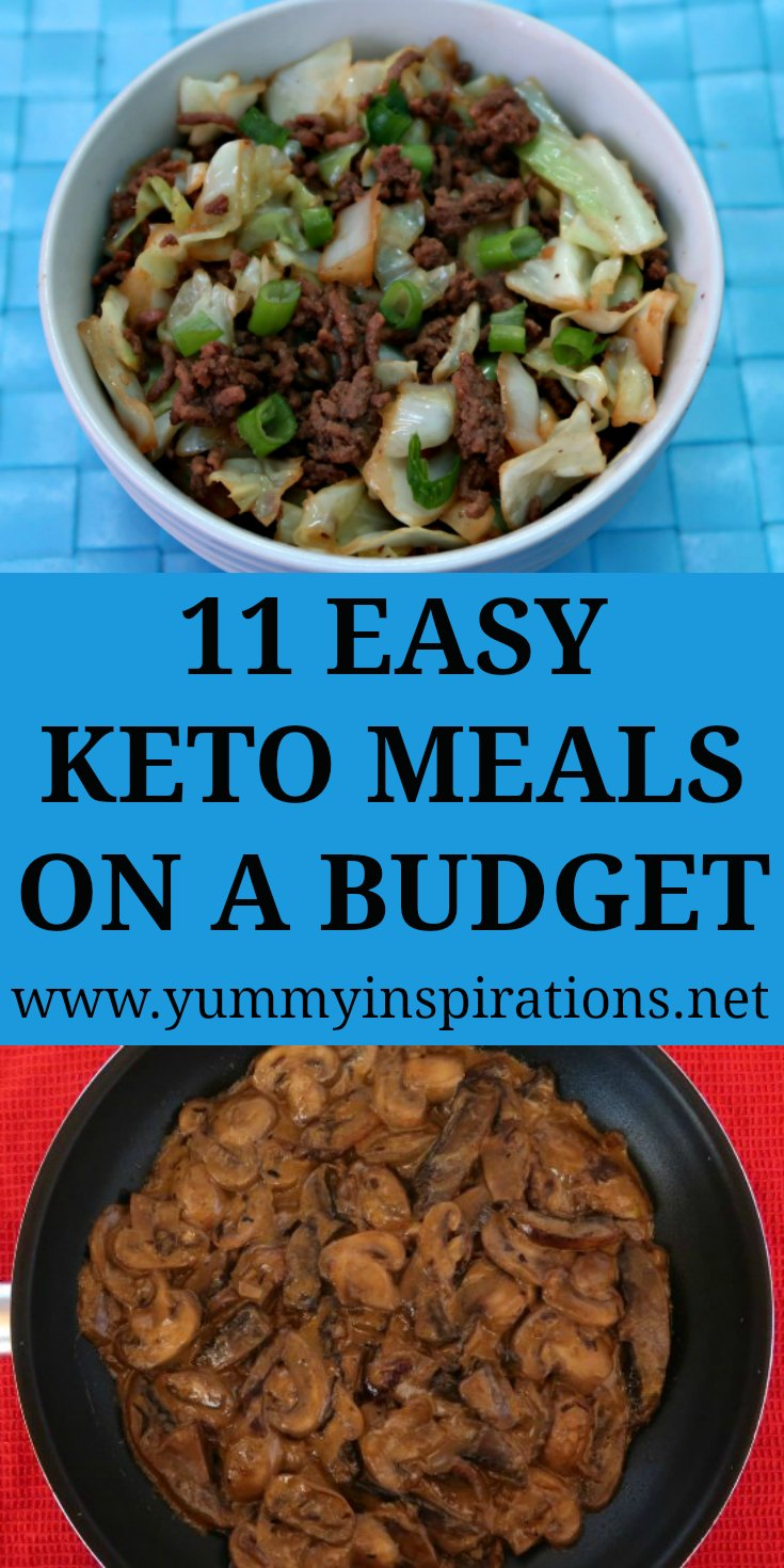 11 Easy Keto Meals On A Budget Recipes For Cheap Low Carb Dinners