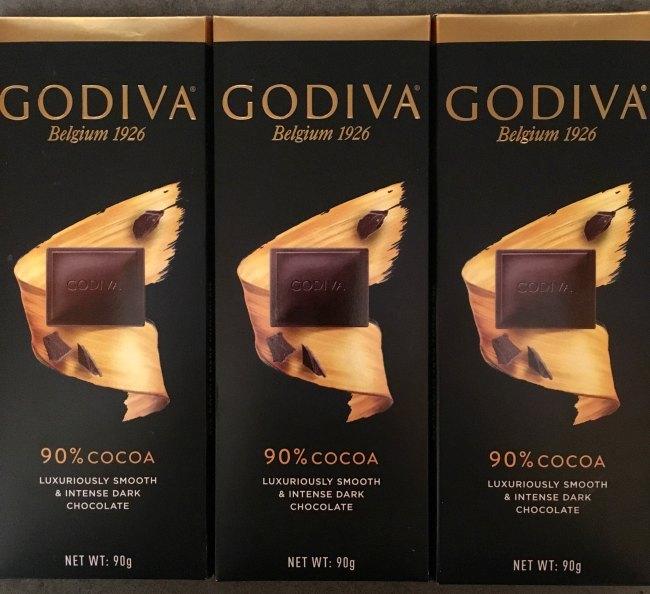 Keto chocolate on Amazon