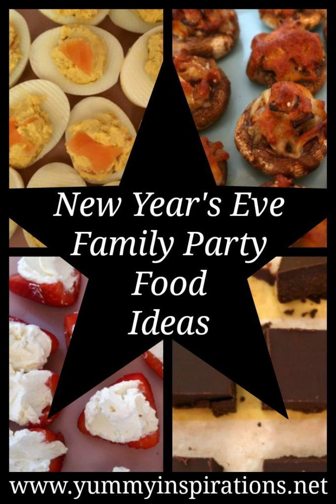 New Year S Eve Family Dinner Ideas Easy Fun Nye Party Food