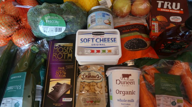 Stockpile Food List - Ideas for food items to stock up on while you can